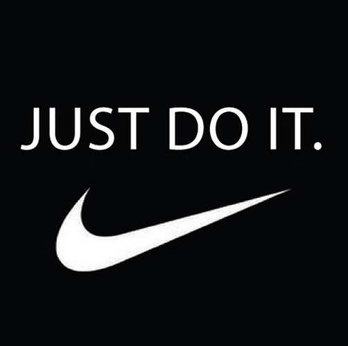 Najaarscampagne van Nike: Just do it!