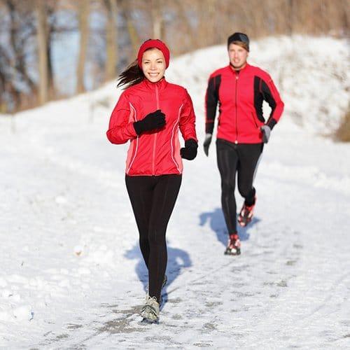 Hardlopen met koud weer? Acht warme sportkleding tips!