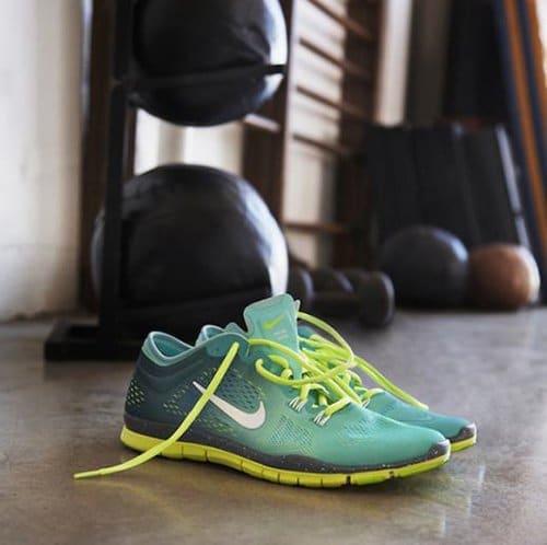 De Nike Free TR 4: Special voor alle vrouwelijke sporters.