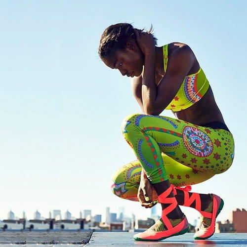 Must-have: Sparkling Sunburst tight van Nike