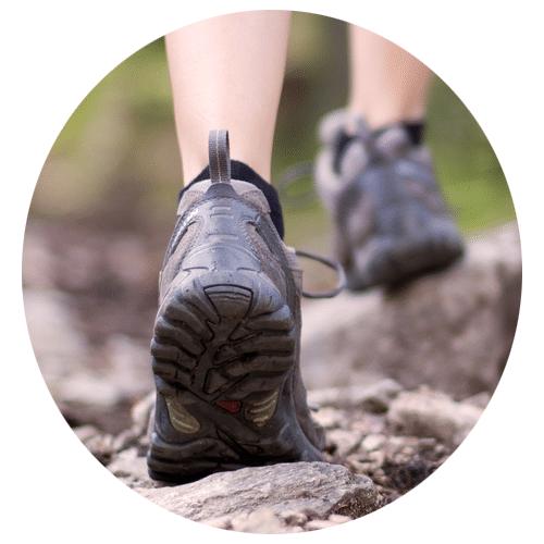 Alles over de juiste wandeluitrusting