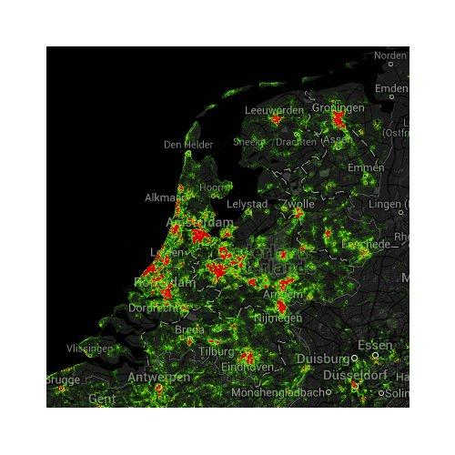Wat zijn in jouw stad de loop- of fietshotspots?