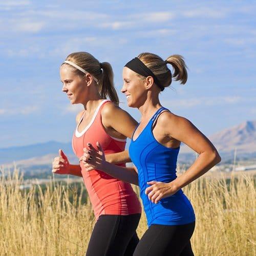 Tips om er goed uit te zien tijdens het sporten