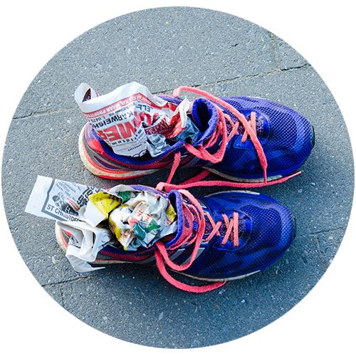 Verzorgtips voor je sportschoenen