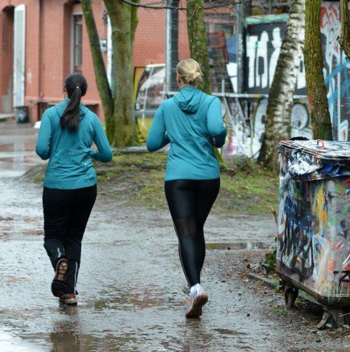 Hardlopen in de regen. 10 redenen om te gaan hardlopen!