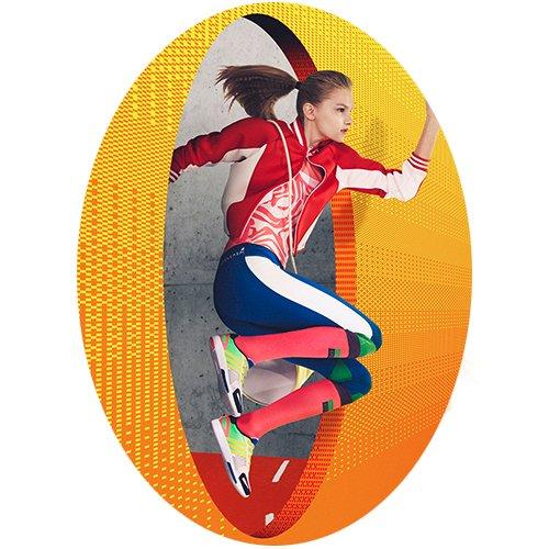 Adidas & Stella McCartney sportcollectie 2015