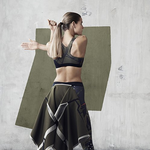NikeLab x JFS Women's Training Collection 2015