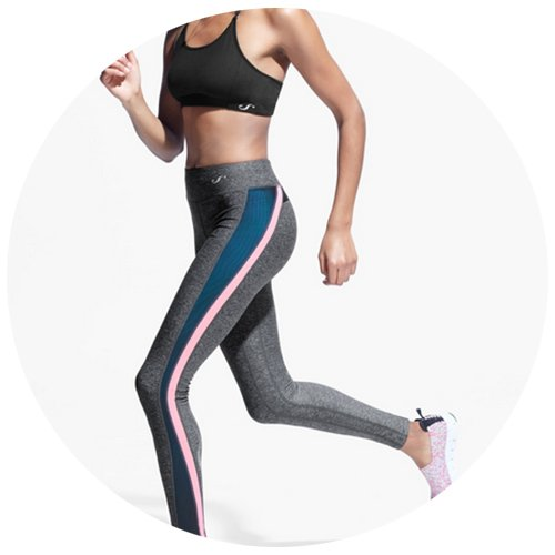 Shaping Sportlegging.Figuurcorrigerende Sportlegging Sportoutfit Nl