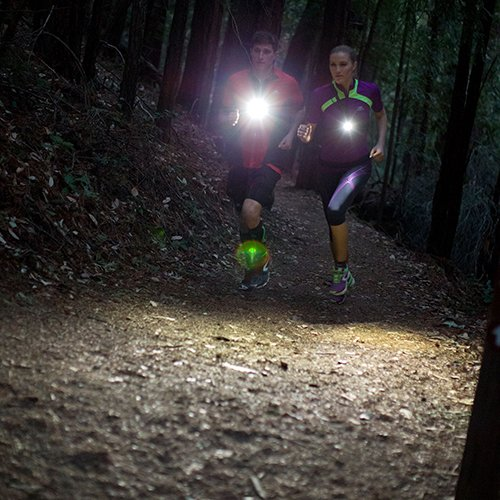 De Run Light handig bij wintertrainingen en nightruns