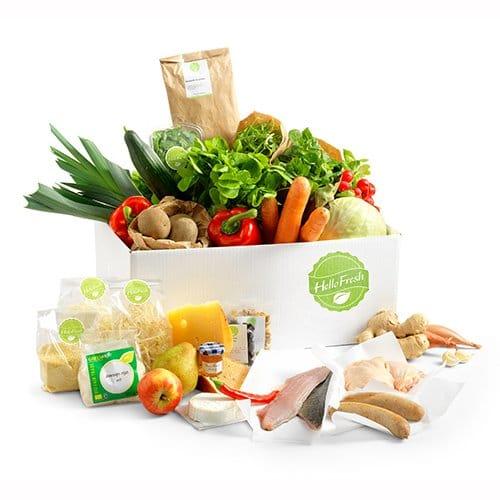 Hello Fresh lekker gezond eten. Nu met kortingscode!