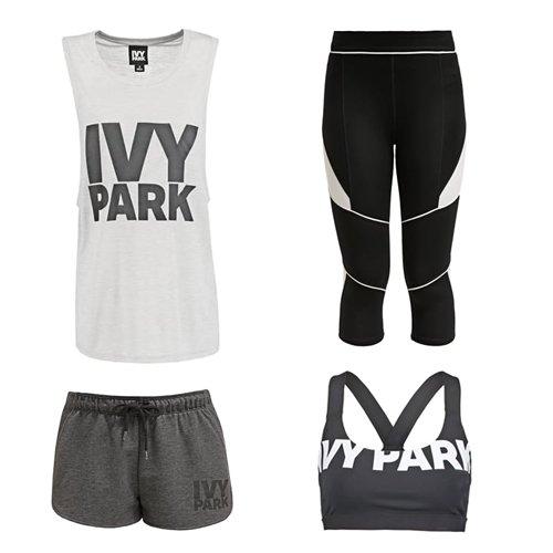 'Ivy Park' collectie van Beyoncé